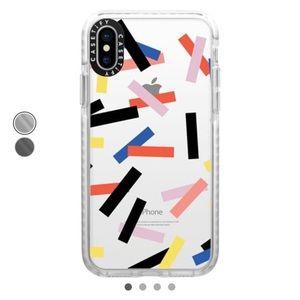 Casetify Confetti iPhone XR Case